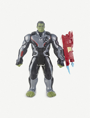 MARVEL AVENGERS Endgame Titan Hero Series Power FX Professor Hulk 30.5cm