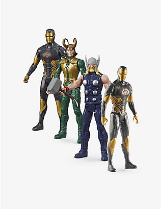 MARVEL AVENGERS: Disney Avengers Titan Hero Series assorted figures