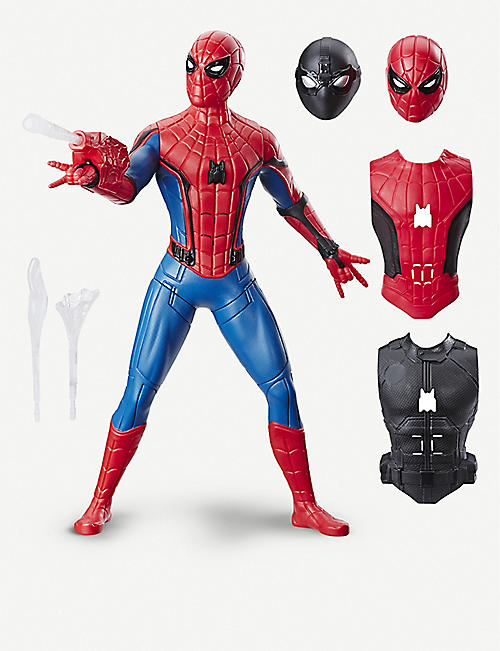 SPIDERMAN Far From Home 3 in 1 Web Gear action figure