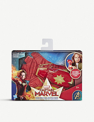 MARVEL AVENGERS Captain Marvel Photon Power FX glove toy