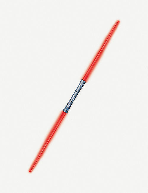 STAR WARS Darth Maul extendable double lightsaber