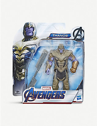 MARVEL AVENGERS: Thanos figure with weapon 15cm