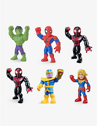 MARVEL AVENGERS: Mega Mightie assorted figure 25cm