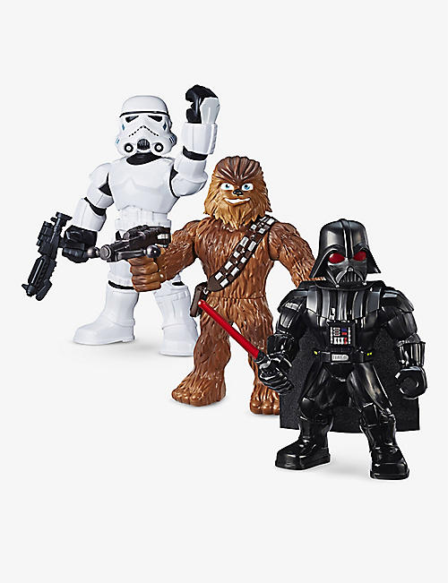 STAR WARS: Star Wars Galactic Heroes Mega Mighties figure assortments 26.7cm