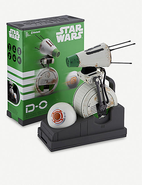 STAR WARS Star Wars D-O interactive electronic droid toy