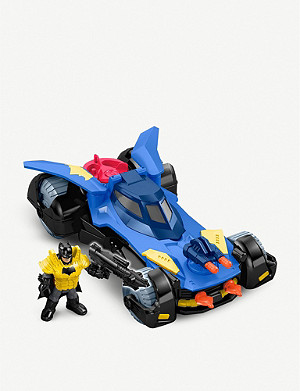 BATMAN DC Super Friends Batmobile playset