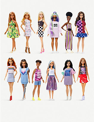 BARBIE: Assorted fashionista doll 33cm