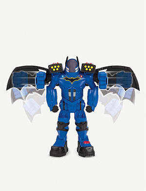 BATMAN Batbot 极限