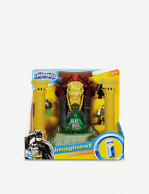 BATMAN Imaginext Ooze Pit