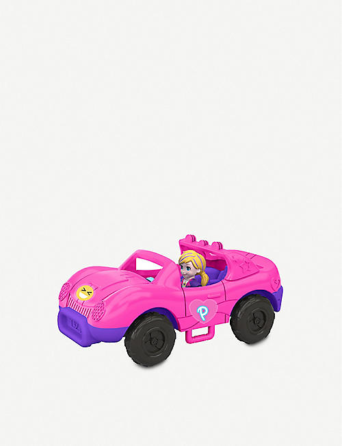 POLLY POCKET Adventure Wheels Buggy set