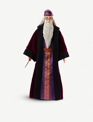 WIZARDING WORLD The Chamber of Secrets: Albus Dumbledore doll