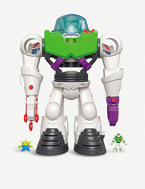 TOY STORY: Disney Pixar Toy Story Buzz Bot playset