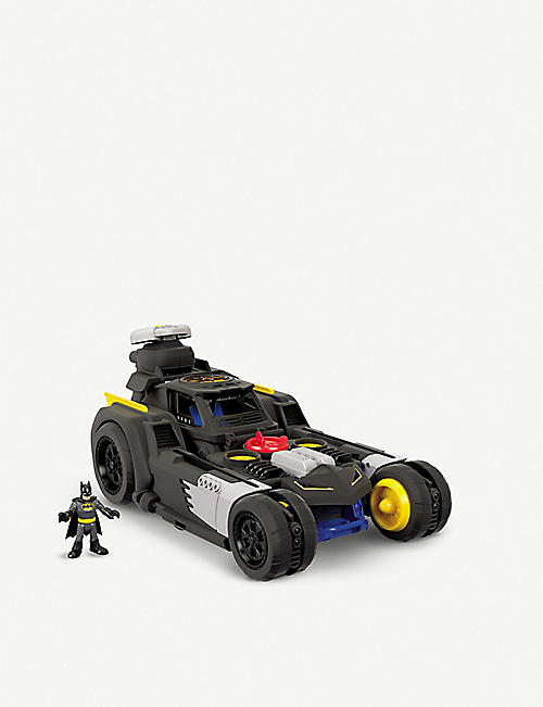 BATMAN Imaginext DC Transforming Remote Control Batmobile