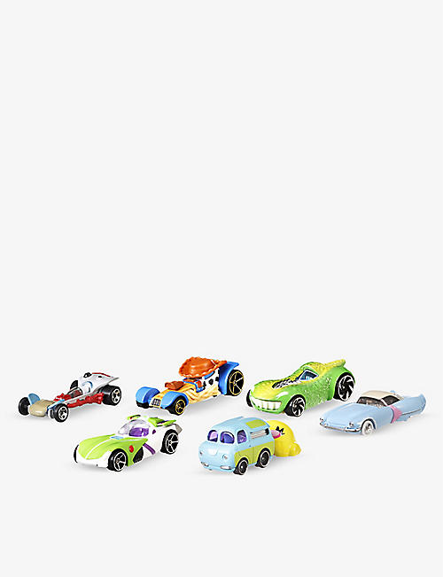 TOY STORY: Toy Story 4 Hot Wheels assorted character car