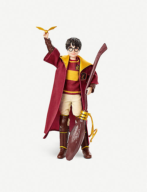 WIZARDING WORLD Harry Potter Quidditch figure