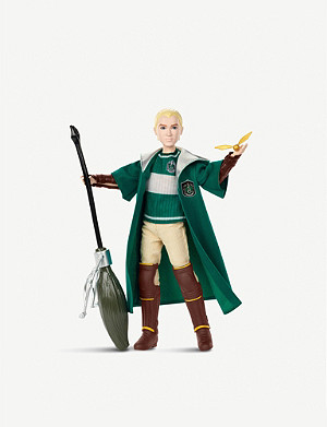 WIZARDING WORLD Draco Malfoy Quidditch figure
