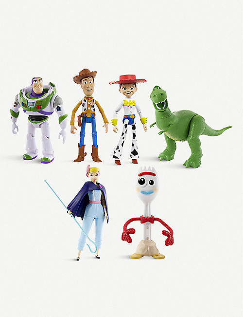TOY STORY: Disney Pixar Toy Story True Talkers assorted figures 18cm