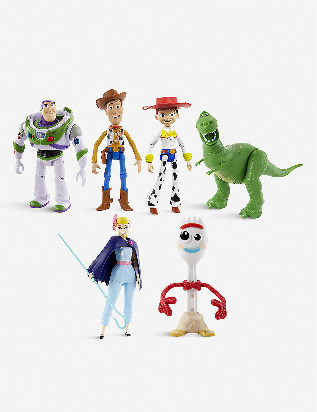 TOY STORY: Disney Toy Story True Talkers assorted figures 18cm
