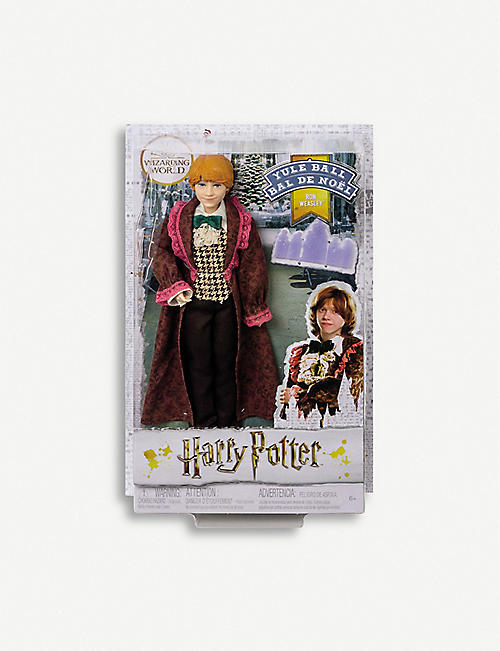 WIZARDING WORLD Ron Weasley Yule Ball doll