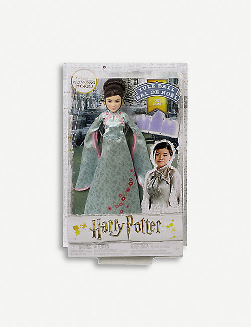 WIZARDING WORLD Cho Chang Yule Ball doll
