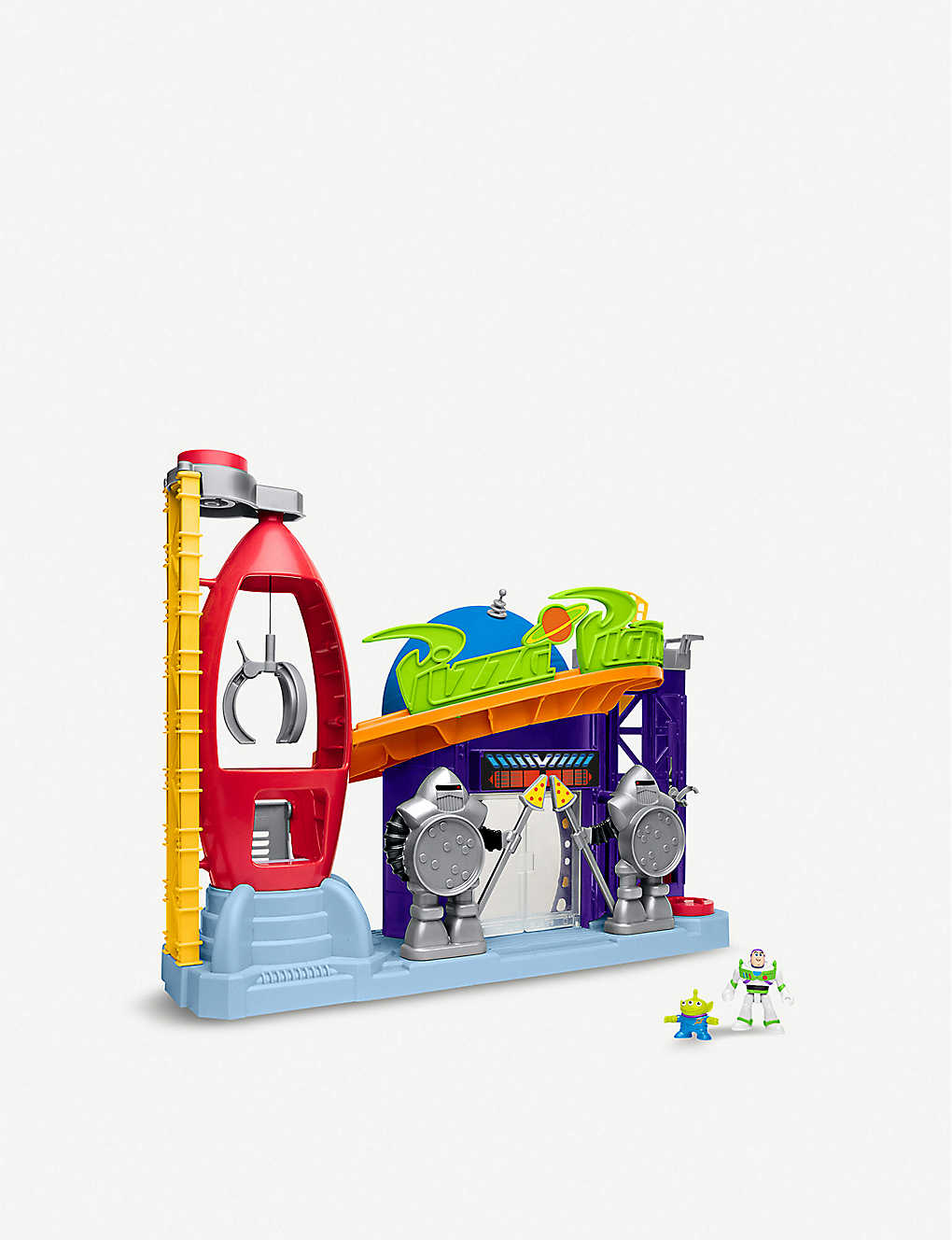 TOY STORY: Disney Pizza Planet play set