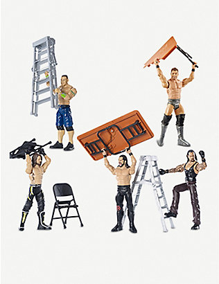 WWE: Wreckin assorted action figures 15.2cm