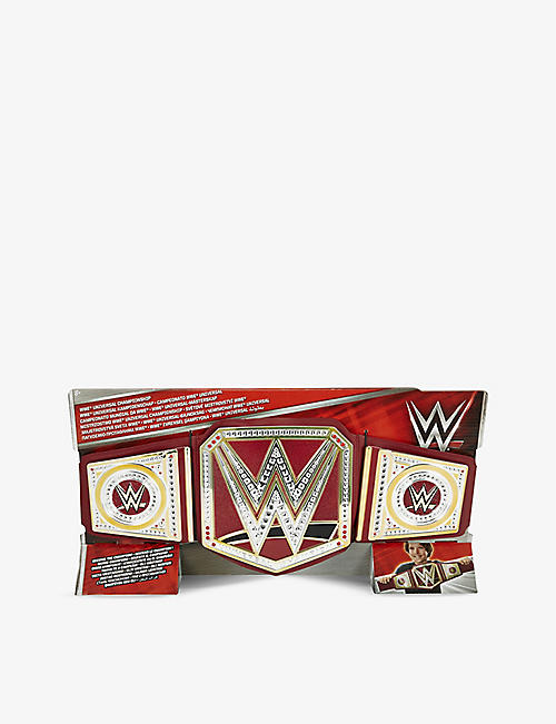 WWE: WWE Championship assorted belt
