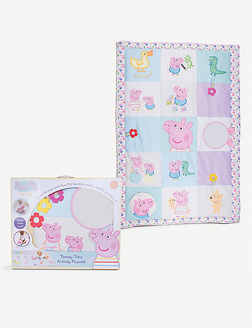 PEPPA PIG Patchwork activity mat