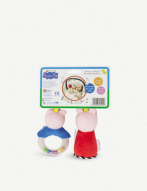 PEPPA PIG My first Peppa Pig activity twin pack