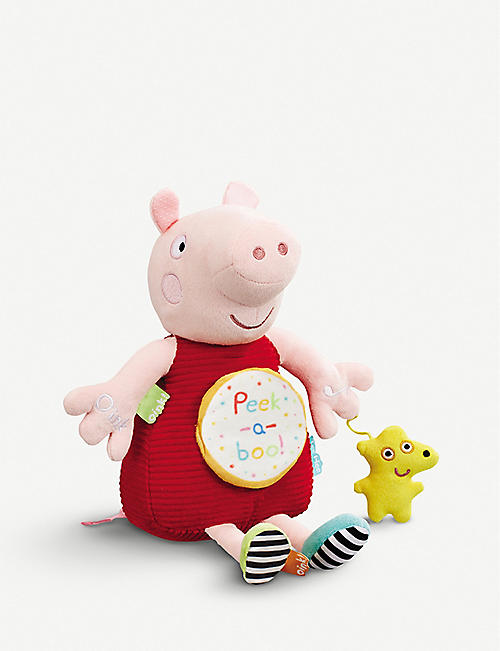 PEPPA PIG: Activity Peppa Pig toy 25cm