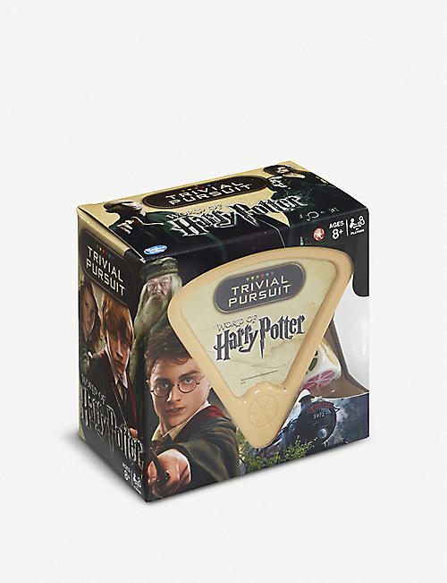 WIZARDING WORLD: Harry Potter Trivial Pursuit game