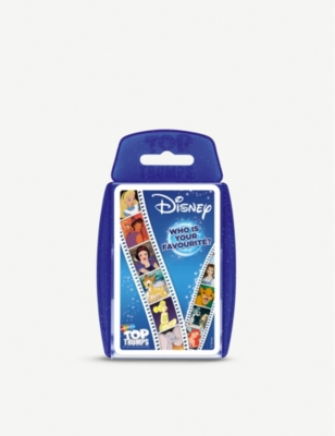 POCKET MONEY Disney Classic Top Trumps