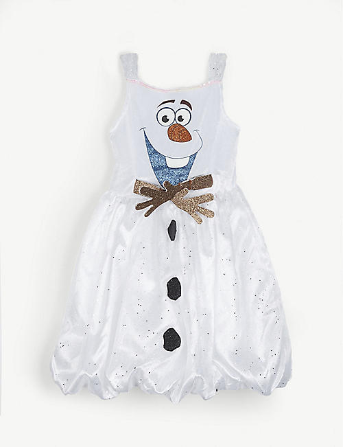 FROZEN II: Disney Frozen II Olaf dressing-up costume 3-4 years