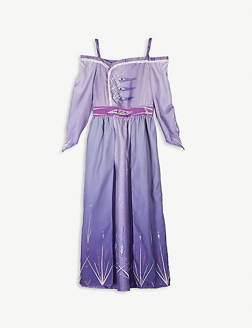 FROZEN II Disney Frozen II Elsa dressing-up costume 7-8 years