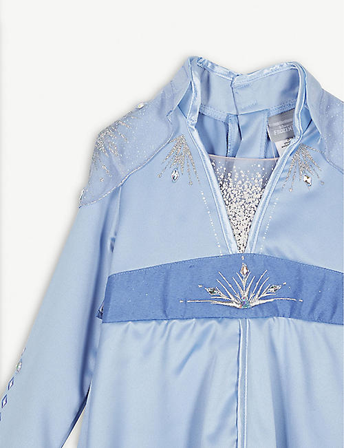 FROZEN II Disney Premium Elsa woven dress 5-6 years