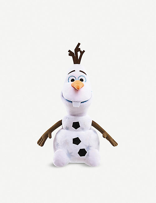 FROZEN Sing & Swing Olaf soft toy