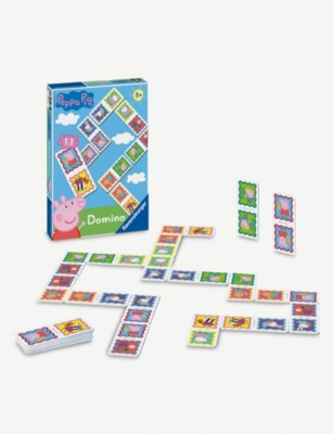 PEPPA PIG Dominoes game