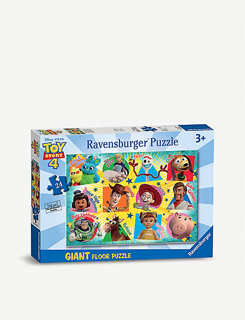 TOY STORY: Disney Pixar Toy Story Ravensburger 24-piece giant floor puzzle