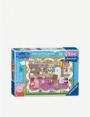 PEPPA PIG:Ravensburger My First Floor 拼图