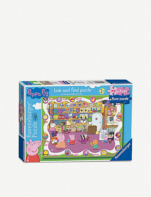 PEPPA PIG: Ravensburger My First Floor Puzzle