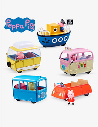 PEPPA PIG: Peppa Pig toy vehicle assortment