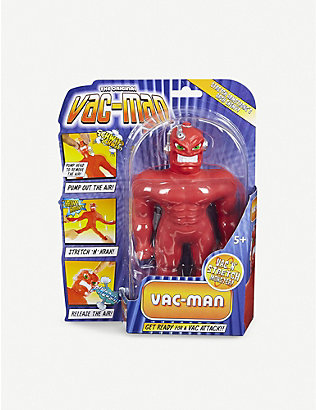 POCKET MONEY: Stretchy Vac Man 18cm