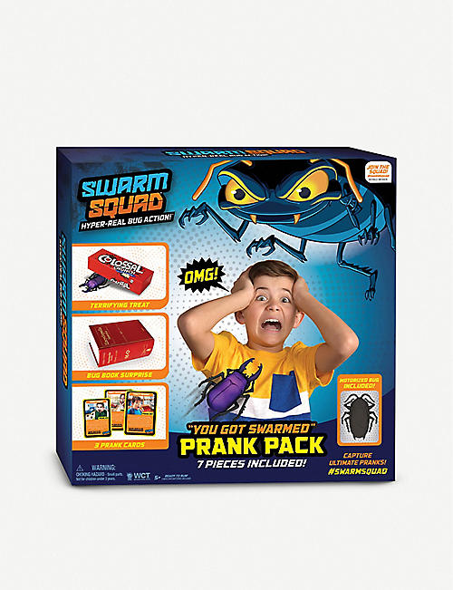 POCKET MONEY Swarm Squad prank set