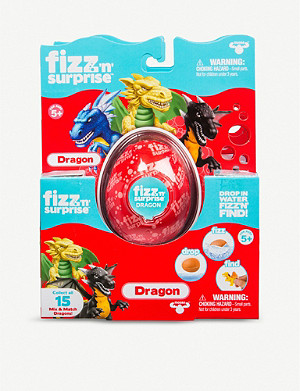 POCKET MONEY Fizz 'n' Surprise dragon egg