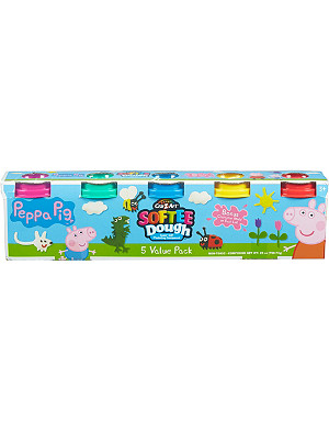 PEPPA PIG Peppa Pig Softee Dough Set