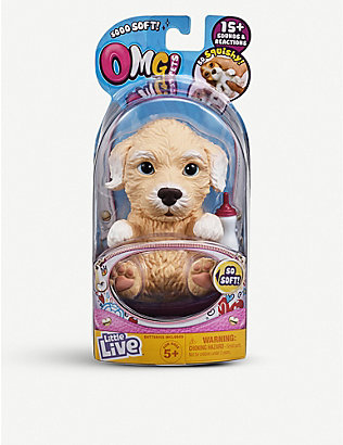 POCKET MONEY: Little Live OMG Pets Poodle puppy