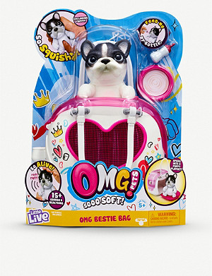 POCKET MONEY Little Live OMG Pets Bestie bag