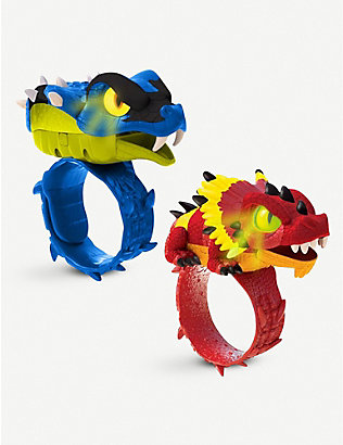 POCKET MONEY: Wraptiles wrist toy