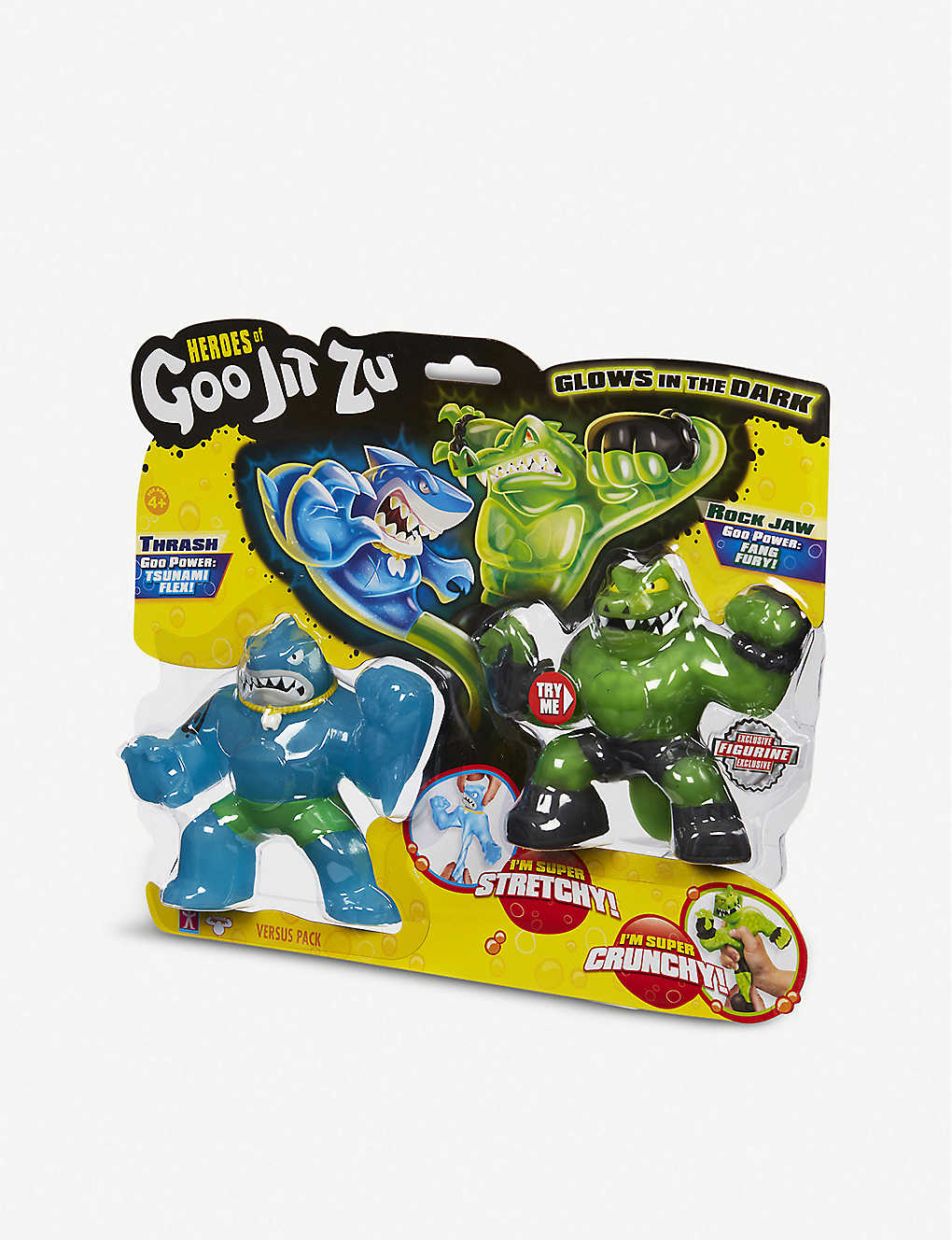 POCKET MONEY: Heroes of Goo Jit Zu Versus pack
