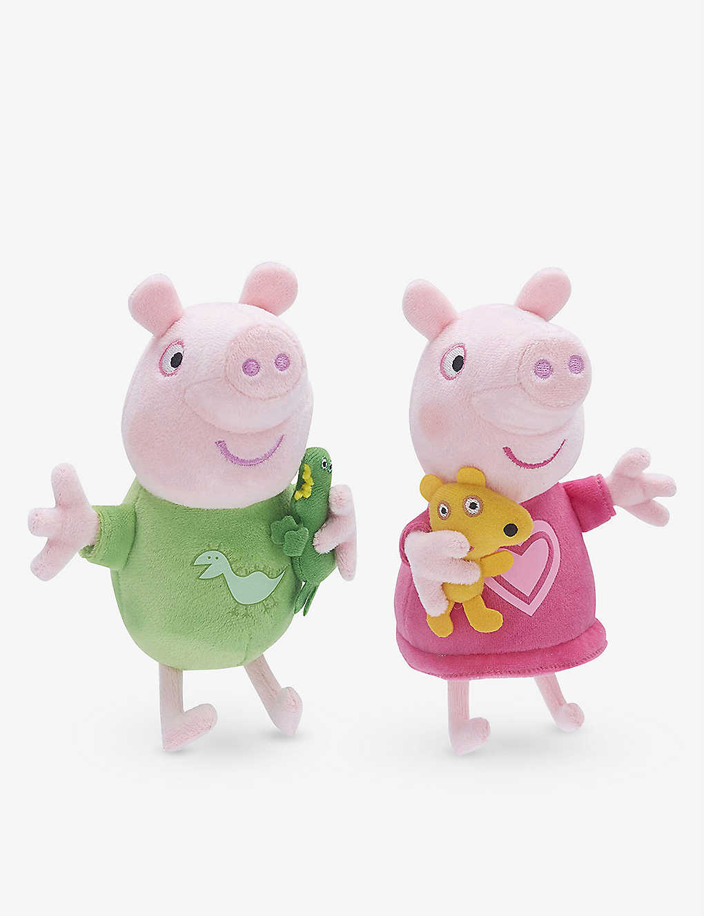 PEPPA PIG: Peppa Talking Bedtime assorted plush toy